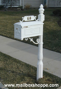 Residential Mailboxes And Mailbox Posts