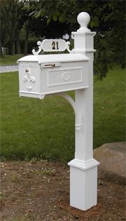Mailbox And Post Sets