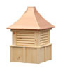 Board and Batten Wood Cupola