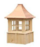 Wood Board and Batten Window Cupola