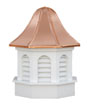 Pinnacle Gazebo Vinyl Cupola