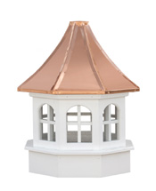 Window Gazebo Cupola