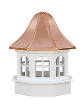 Bell Top Gazebo Cupola