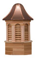 Pinnacle Wood Cupola