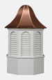 Pinnacle Vinyl Cupola