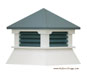 Blue Shed Cupola