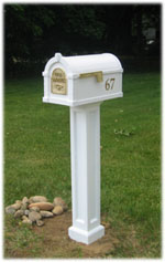 Keystone Mailbox & Mayne Post