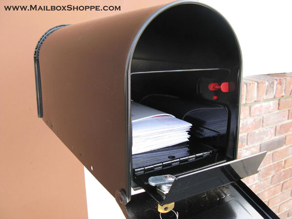 open residential mailboxes. Locking Mailbox Insert Mail Falls Behind Key Locked Door ·  Open Residential Mailboxes