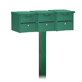 4350 Large Roadside Locking Mailboxes