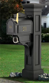 residential mailboxes and posts. Liberty Mailbox Post Residential Mailboxes And Posts U