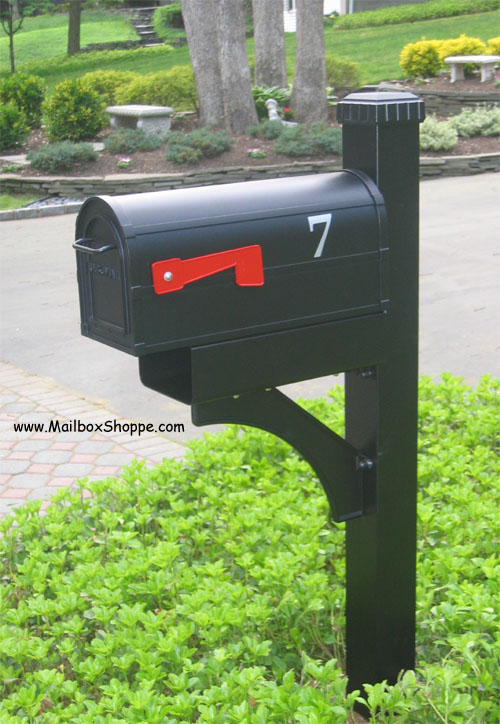 metal mailbox post designs.  Post 60 Intended Metal Mailbox Post Designs U