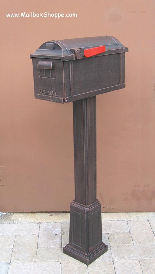 Cast Craftsman Mailbox