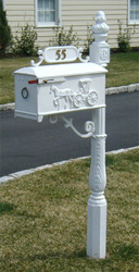 Imperial Mailbox 217