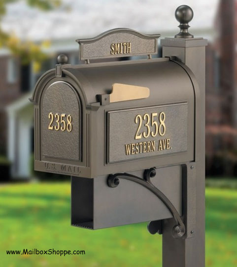 Discount Whitehall Ultimate Mailbox Package