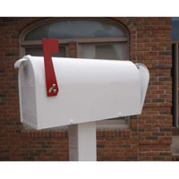 Exceptionnel MB950 Two Door Newport Mailbox
