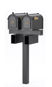 PDF Wood Double Mailbox Post Plans Plans Free