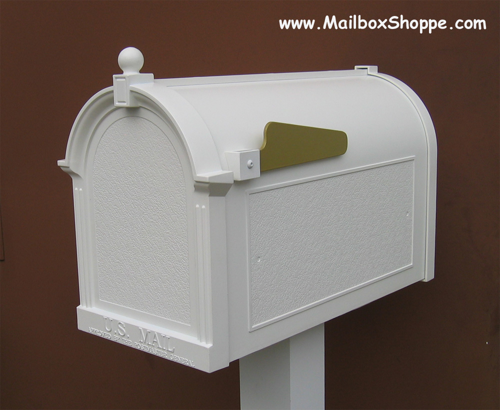 Whitehall Mailbox And Mayne Liberty Mailbox Post