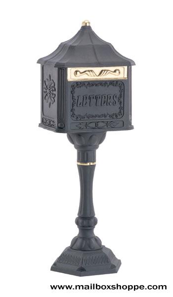 Amco Regal Pedestal Mailbox