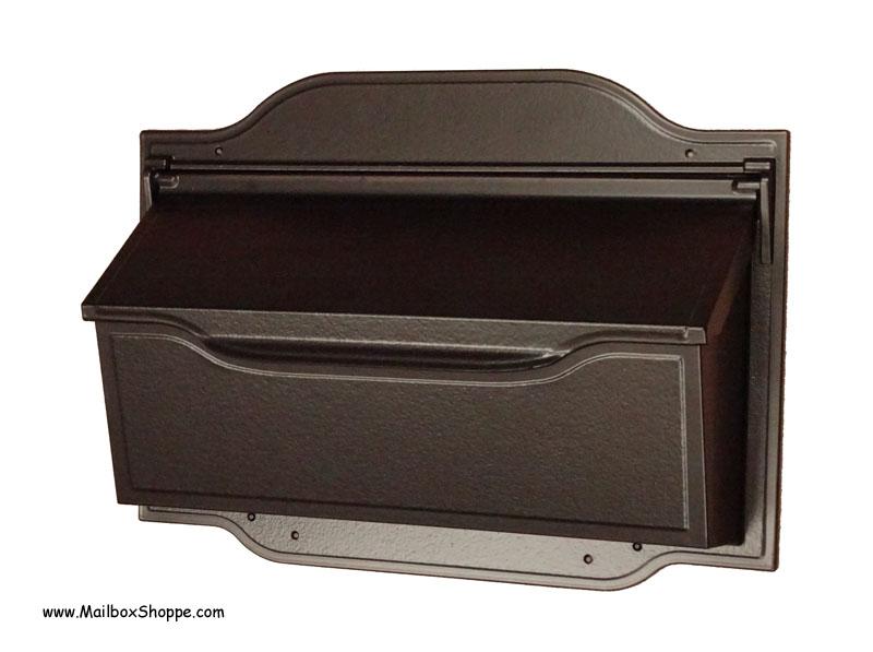 Mailbox Shoppe Special Lite Cast Aluminum Contemporary