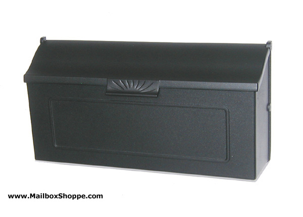 Personalized Mailboxes Wall Mount Mailbox