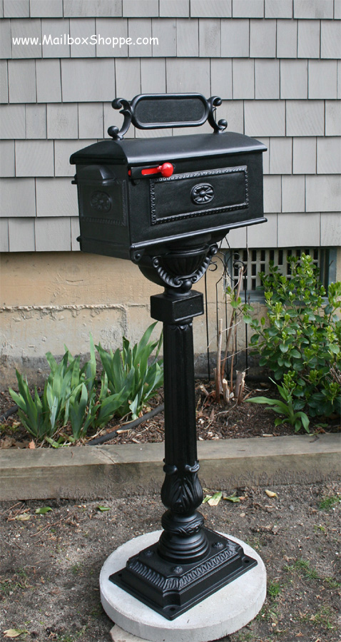Traditional Mailbox 55