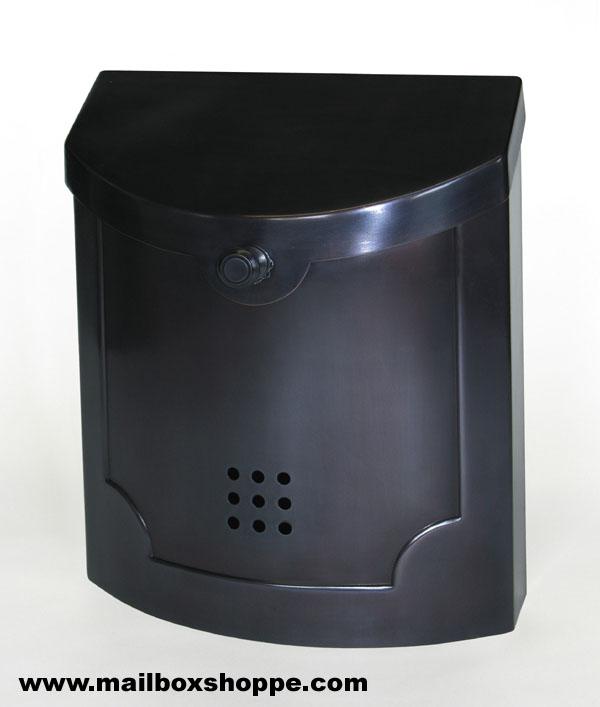 Modern Style Mailbox Brass Copper Or Nickel Mail Box