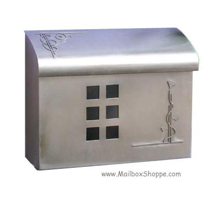 Arts Amp Crafts Mailbox
