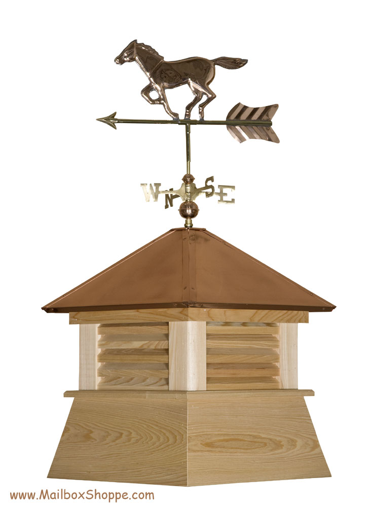 Cottage vail cupolas and weathervanes for Victorian cupola
