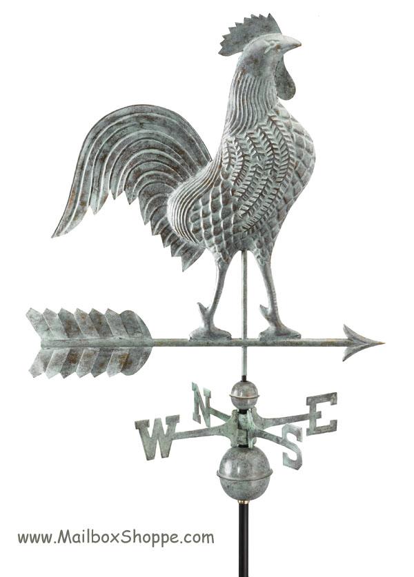 Rooster Weathervanes